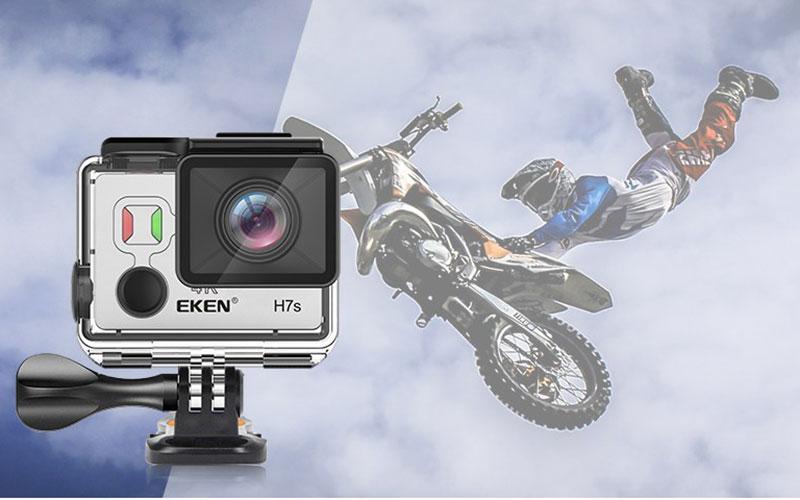Camera hành động Eken H7s