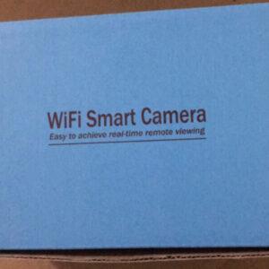 Vỏ hộp mặt trước Camera Ốp trần IP Wifi 3D VNTIS-VR02 1.3M