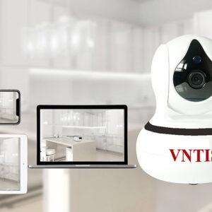 Camera VNTIS VsmaHome IP35.V1 – 720P Lưu Trữ hình ảnh Gấp 5 Lần camera thông thường