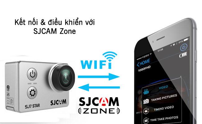 Sjcam Zone cho bạn làm tất cả với Sjcam