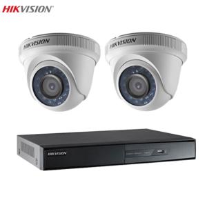 Bộ 2 mắt camera Hikvision