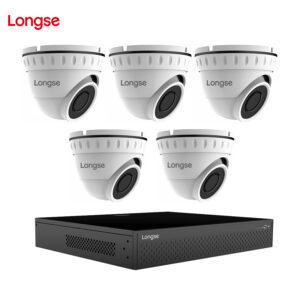 Trọn bộ 5 mắt camera Longse có giá siêu tốt tại Matech