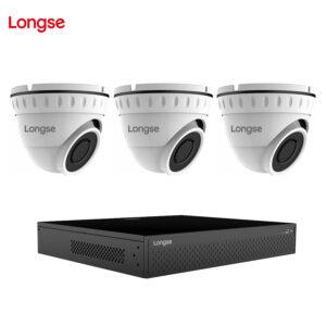 Trọn bộ 3 mắt camera Longse giá chỉ 4tr2