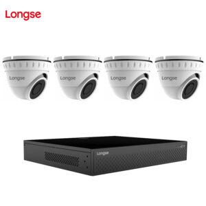 Bộ 4 camera giám sát Longse giá hủy diệt