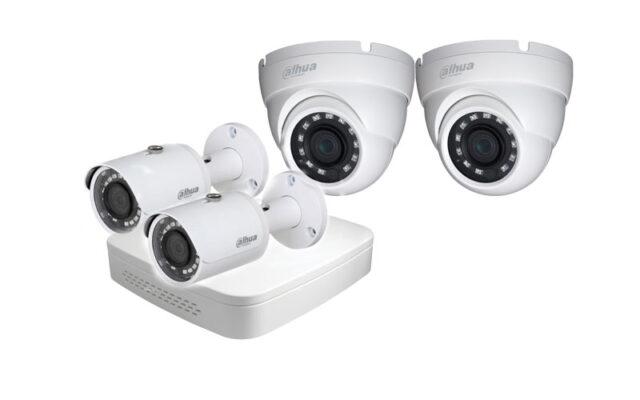 Trọn bộ camera HD-CVI Dahua HD 1080P