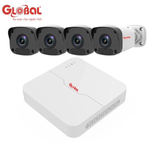 Bộ KIT Camera POE Utral 265 Full HD 1080P giá tốt