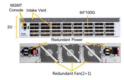 Bộ chuyển mạch RG-S6500