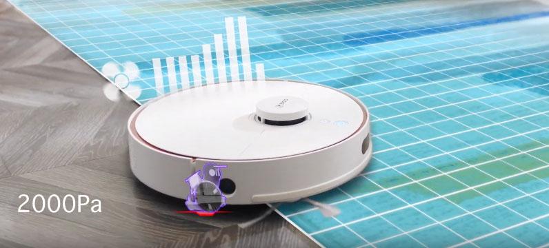 LDS Lidar và công nghệ SLAM để hoạt động thông minh