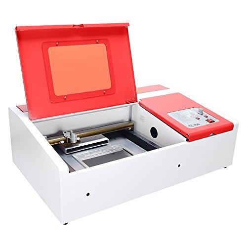 Máy khắc và cắt laser CO2 12 ″ x 8 ″ 40W