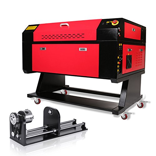 Máy cắt Laser 80W CO2 700x500mm