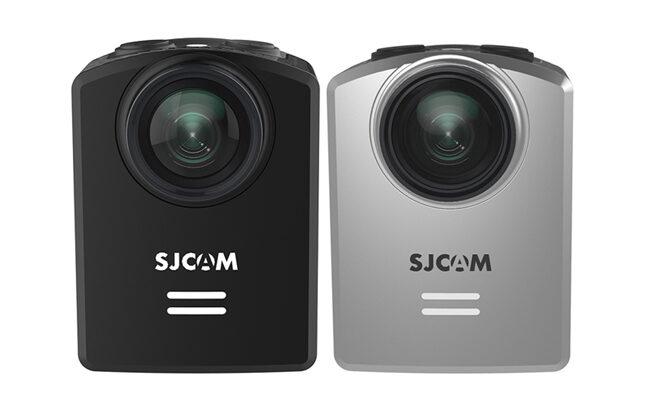 Sjcam M20 camera hành trình nhỏ gọn, tiện lợi