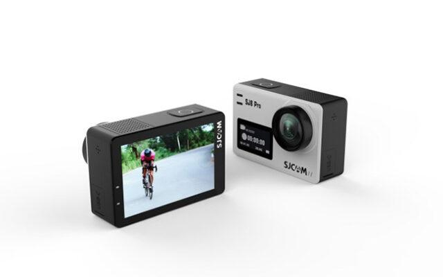 Sjcam Sj8 pro có đủ mọi yếu tố của một máy ảnh chuyên nghiệp
